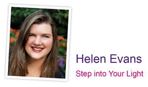 Helen Elizabeth Evans - Step into Your light