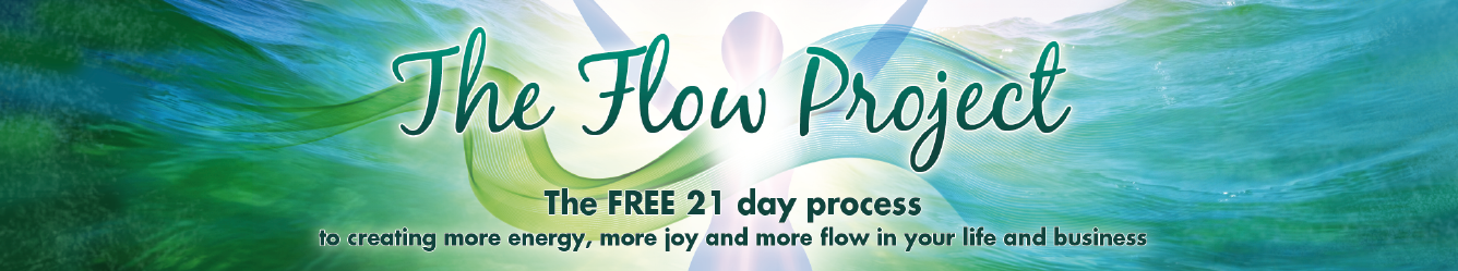 The Flow Project – 21 days to more energy, more joy and more flow