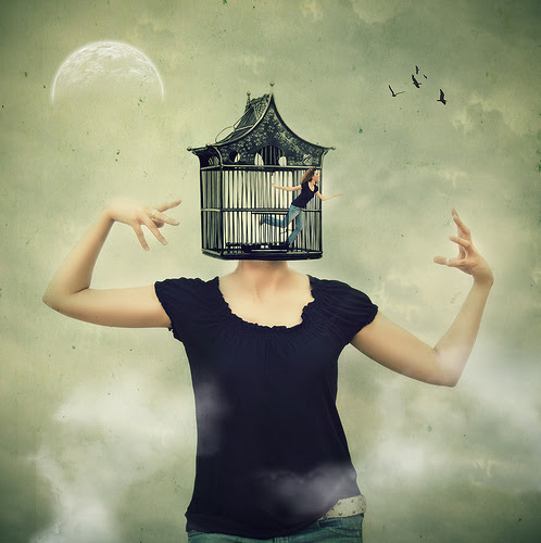 Breaking free from the cage of your mind