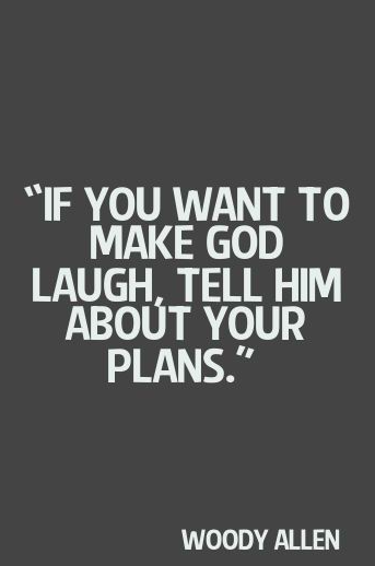 Rigid plan following takes you out of alignment