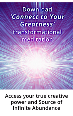 Connect to Your Greatness meditation