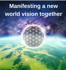 Manifesting a new world vision together
