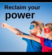 Reclaim your innate power
